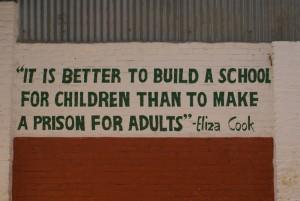 Wert der Schulbildung